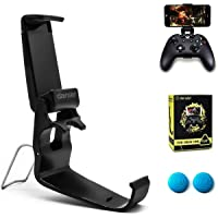 Mondpalast Foldable Mobile Phone Holder Smartphone Clamp Game Clip For Microsoft Xbox One xbox 1 Game Controller For…