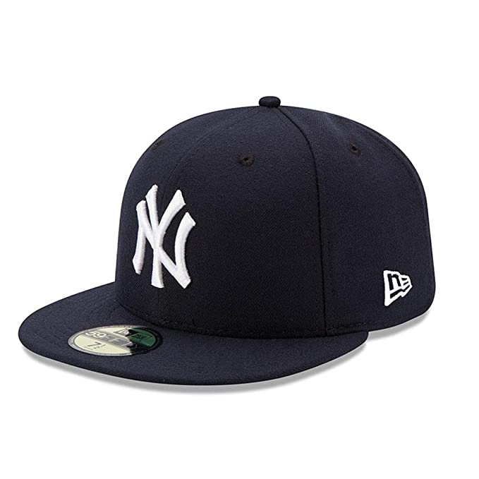 0133dd2d965e9 New Era New York Yankees MLB Authentic Collection 59FIFTY Cap ...