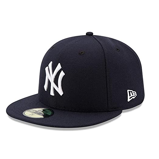 Amazon.com  New Era Mens New York Yankees MLB Authentic Collection ... 7888a6ee5670
