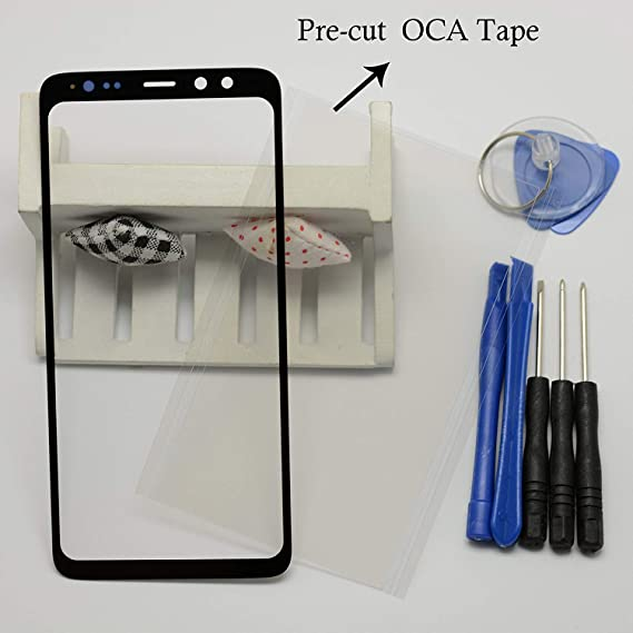 Amazon com: JOEMEL Top Panel Outer Front Screen Glass Lens