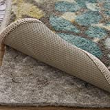 rug pads for hardwood floors Mohawk Ultra Premium 100% Recycled Felt Rug Pad, 5'x7', 1/4 Inch Thick, Safe for All Floors