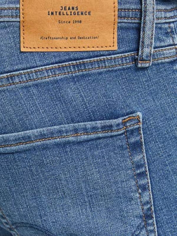 JACK & JONES Male Slim/Straight Fit dżinsy Tim ORIGINAL AM 781 50SPS: Odzież