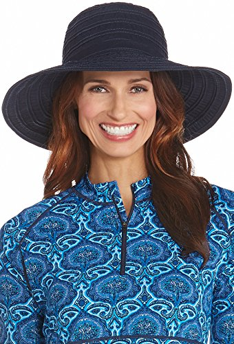 Coolibar UPF Womens Ribbon Hat product image