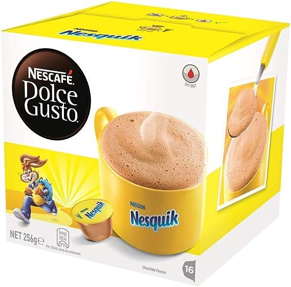 Nescafé Dolce Gusto Preparado alimenticio para bebida de leche y ...
