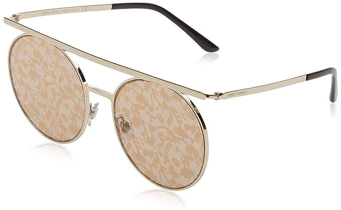 Amazon.com: Gafas de sol Giorgio Armani AR 6069 3013U4 PAL ...