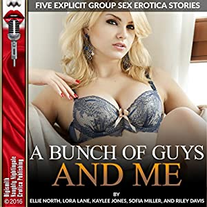 A Bunch of Guys and Me Audiobook