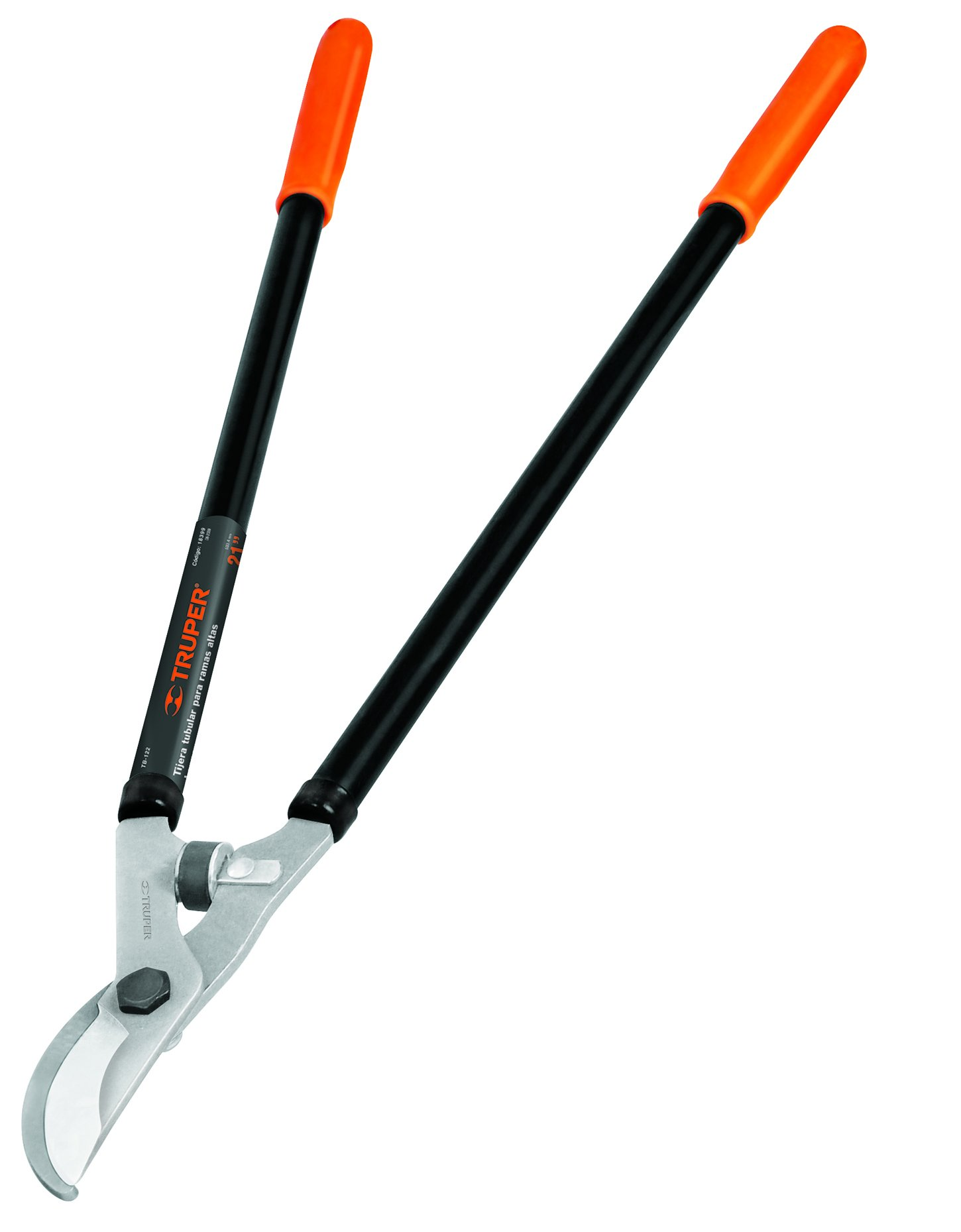 TRUPER TB-122 21'' ''Classic'' Tubular Handle Bypass Loppers