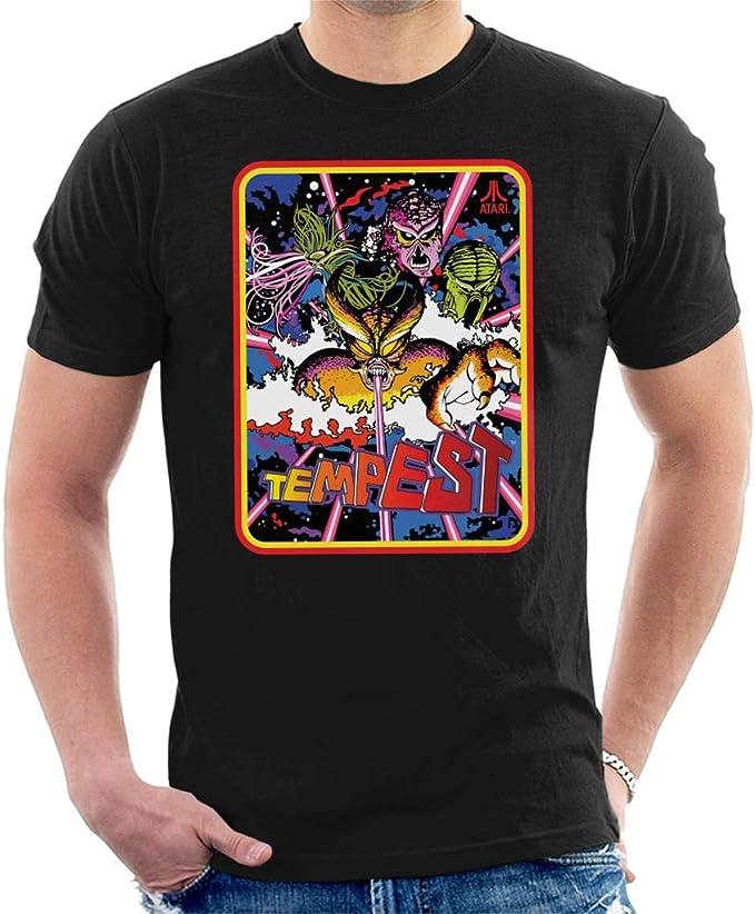 Atari Tempest Game Art 1981 T-shirt