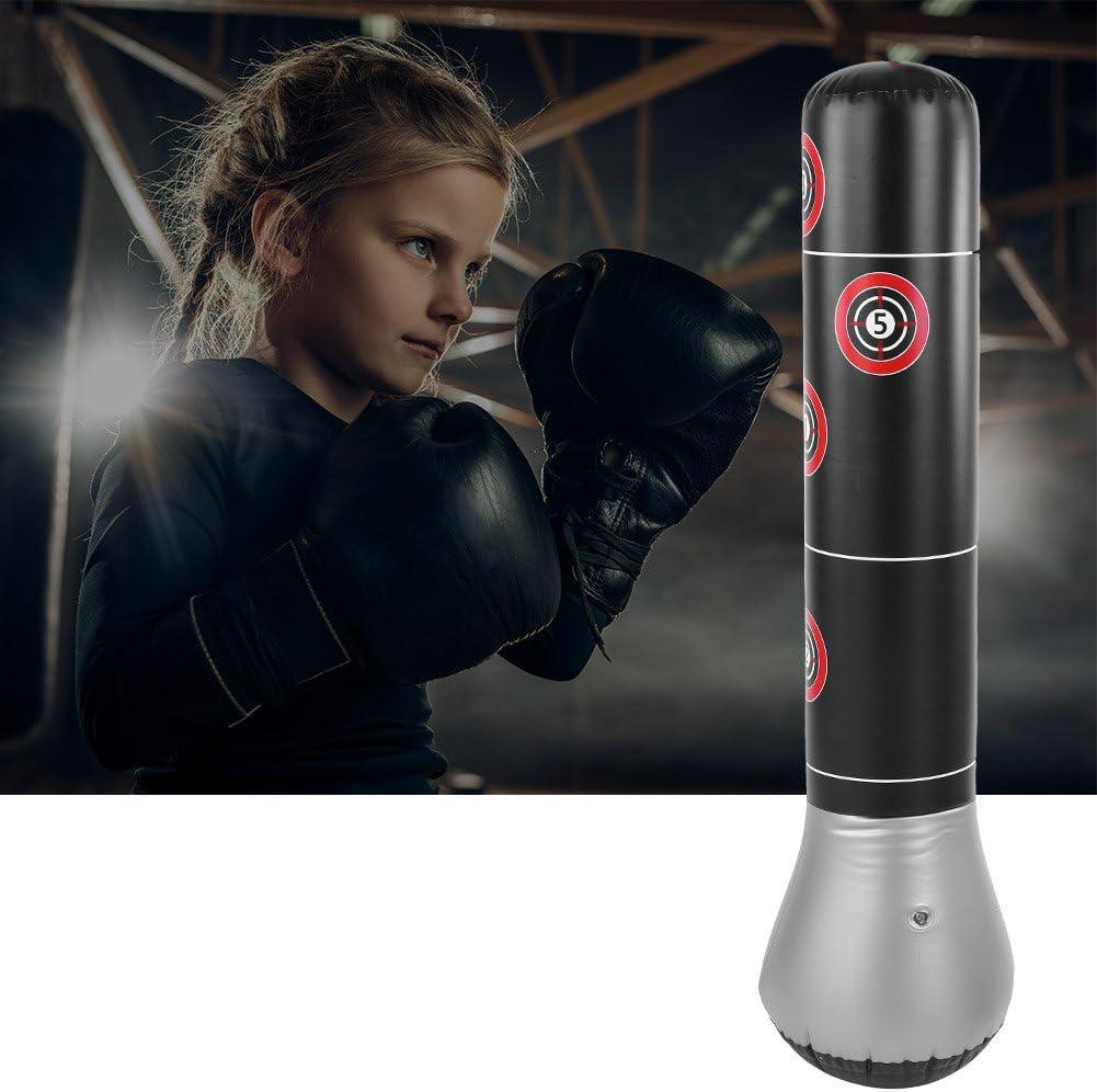 Amazon.com: Saco hinchable para boxeo, boxeo, entrenamiento ...