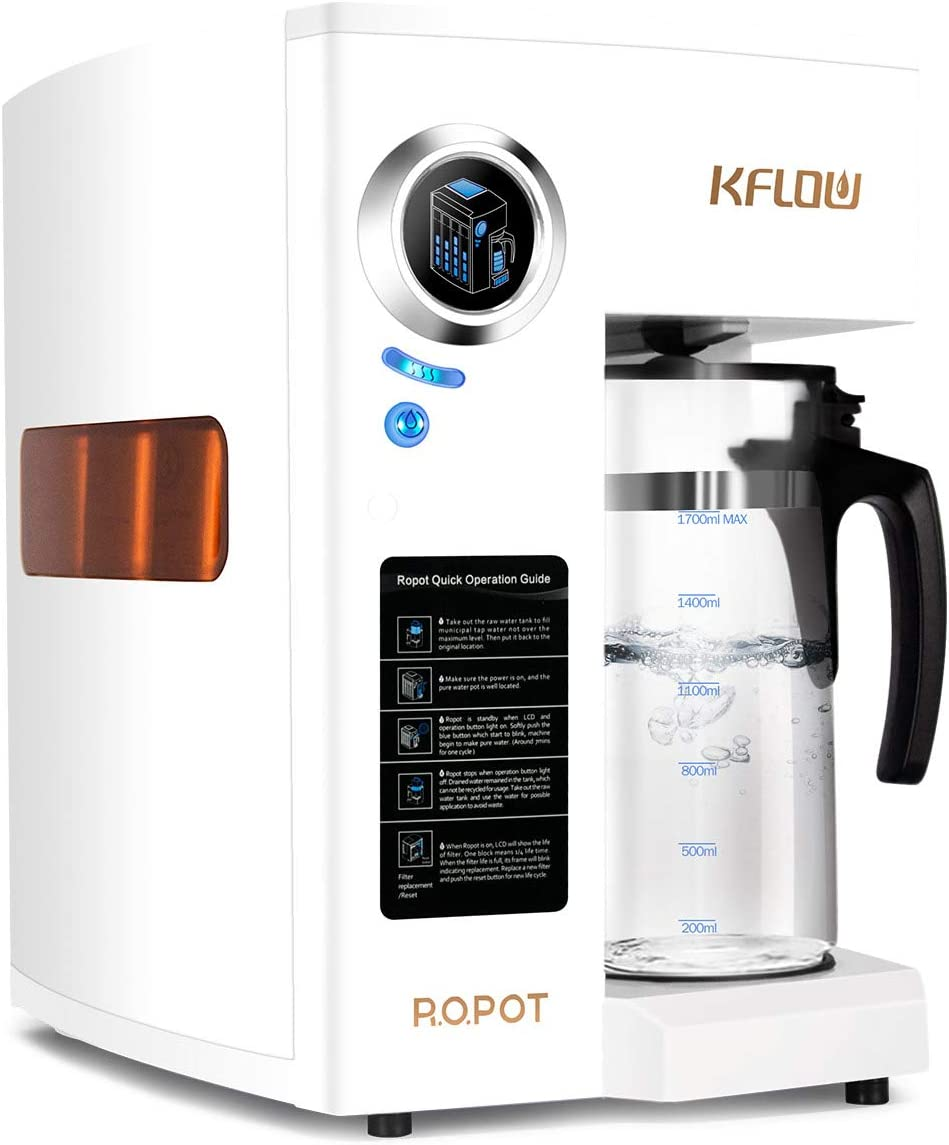 Best Countertop Reverse Osmosis System