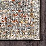 nuLOOM Sarita Distressed Persian Accent Rug, 2' x