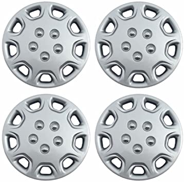 Amazon.com: Hubcaps 14 inch Wheel Covers - (Set of 4) Hub Caps for ...