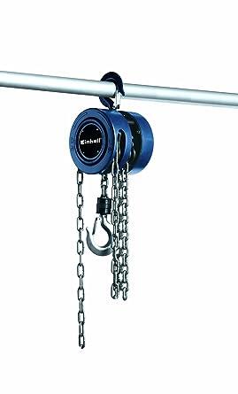 Einhell Bt Ch 1000 Argano A Catena Colore Blu Amazon It Commercio