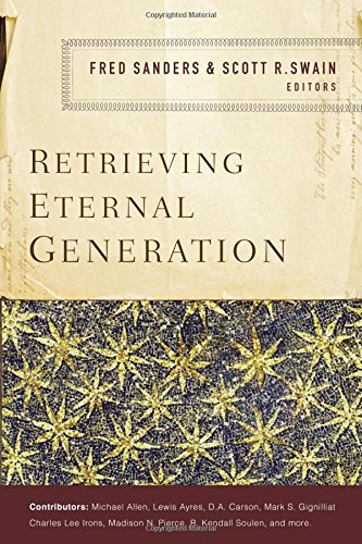 Retrieving Eternal Generation pdf