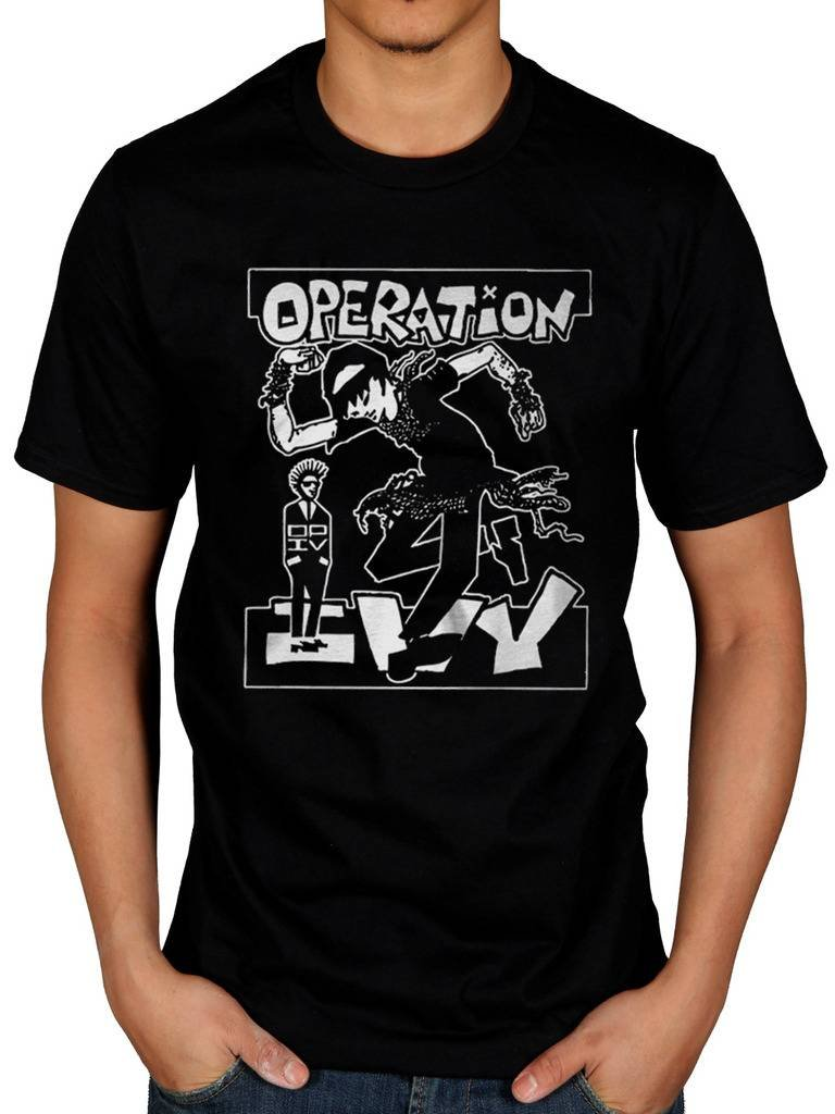 Official Operation Ivy Skankin T-Shirt