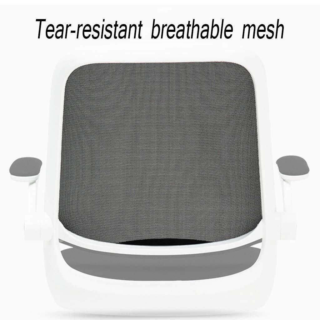 kontorsstol vändbar armstöd bekväm arbetsstol skrivbordsstol hem student skrivstol montering datorstol flexibel förvaring stark och hållbar a