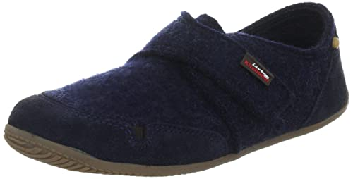 Living Kitzbuhel 1654 - Velcro and Velour, Boys Slippers