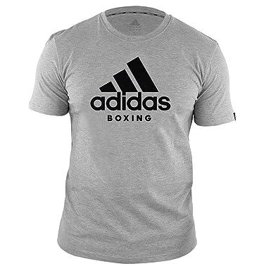 adidas Boxing T Shirt schwarz