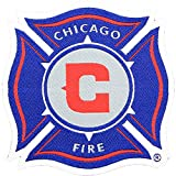 Chicago Fire Primary Soccer Team Crest Pro-Weave Jersey MLS Futbol Patch