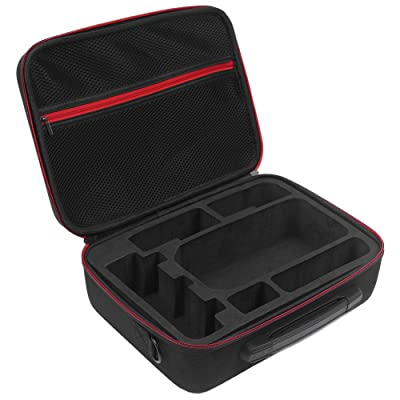 ALLCACA DJI Mavic Pro Drone Storage Bag Carrying Case Portable Handbag, Suitable for DJI Mavic Pro Drone and Accessories, Black
