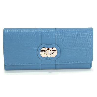 15d242b1e530 Ladies Large Purses Women Wallet Zip Designer New Luxury Card Holder Long  Handbag