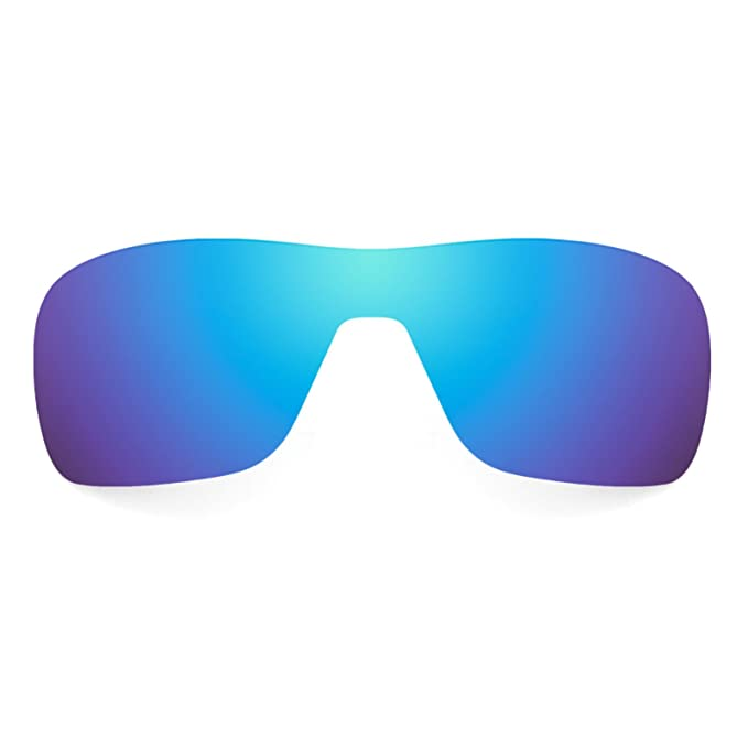 Revant Lente polarizados para Oakley Turbine Rotor (Azul Hielo) MirrorShield®