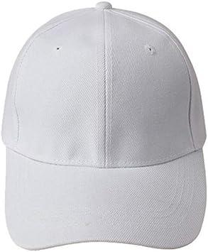 Xinantime Sombrero, Gorra de béisbol en Blanco de Color sólido ...