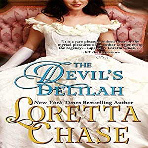 The Devil's Delilah Audiobook