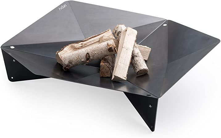 Hofats Triple 65 Bol D Incendie Foyer Et Barbecue Design