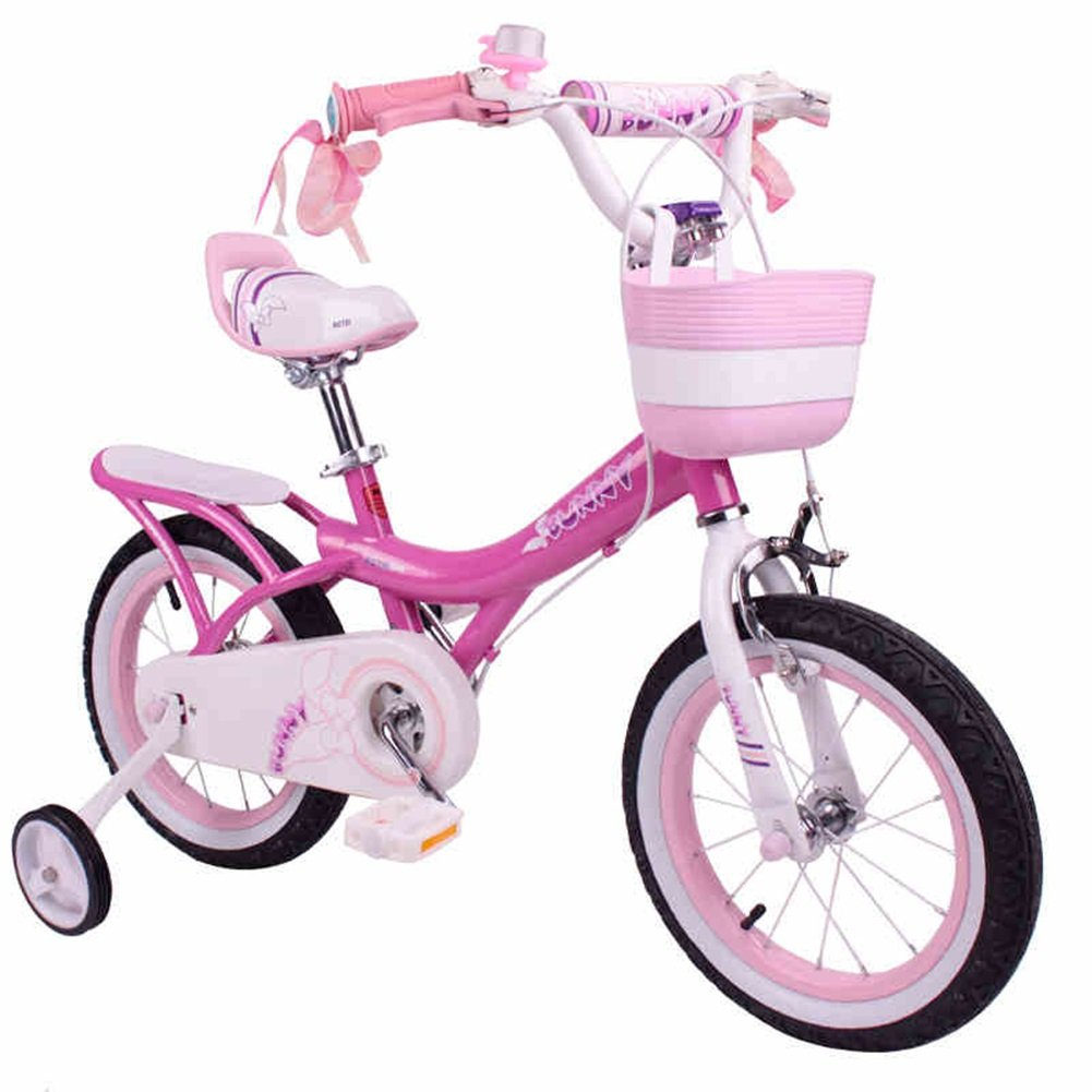 XQ XQ 93ガールバイク、子供用自転車、12/14/16/18インチ 子ども用自転車 ( サイズ さいず : 18 Inch ) B07C5LLPHK 18 Inch 18 Inch