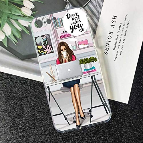 iMportio Girl boy Super mom Baby Cute Phone Case for iPhone XR 7 6 6s 8 Plus 5S SE X XS MAX Soft TPU Silicone Phone Cover