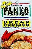 Kikkoman PANKO BREAD CRUMBS Japanese Style 1LB (3 Pack)