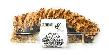 Kikka Sushi, Ninja Roll, 7 Ounce: Amazon.com: Grocery ...