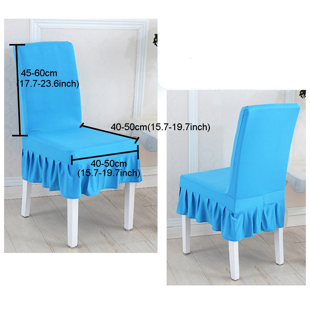 Amazon.com: Awland Dining Chair Cover Slipcovers Seat Protector ...
