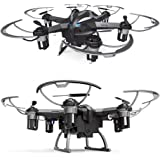DeXop 2.4Ghz 4CH 6-Axis Gyro RC Quadcopter Drone with HD Camera