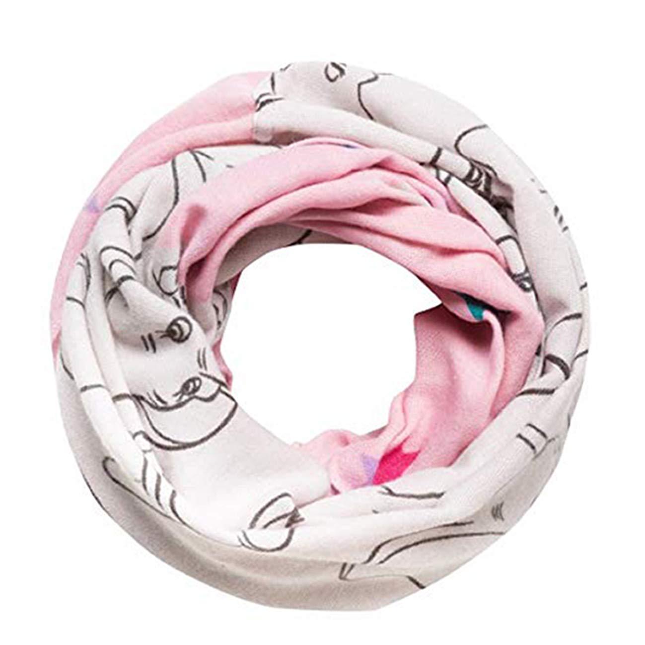 CODELLO DUMBO LOOP mit DUMBO und STERNEN rosa grau 82083713 82083713-17