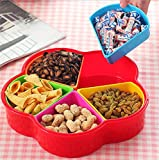 Fruit Seal Tray Pyxidium Doug Candy Box Food Tray Dried Thickened