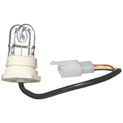 Wolo 8115-C Replacement Strobe Bulb for Lightning Series Clear Bulb: Automotive
