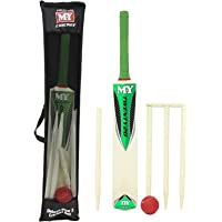 "Size 3 Cricket Set in Mesh Carry Bag ""M.Y"""