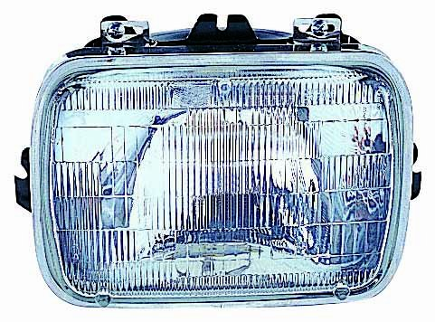 Ack Automotive Chevy   Headlight Assembly Replaces Oem  25949657