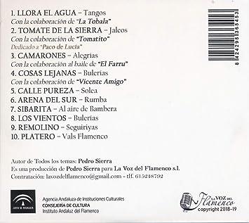 Pedro Sierra - La Voz Del Flamenco - Amazon.com Music