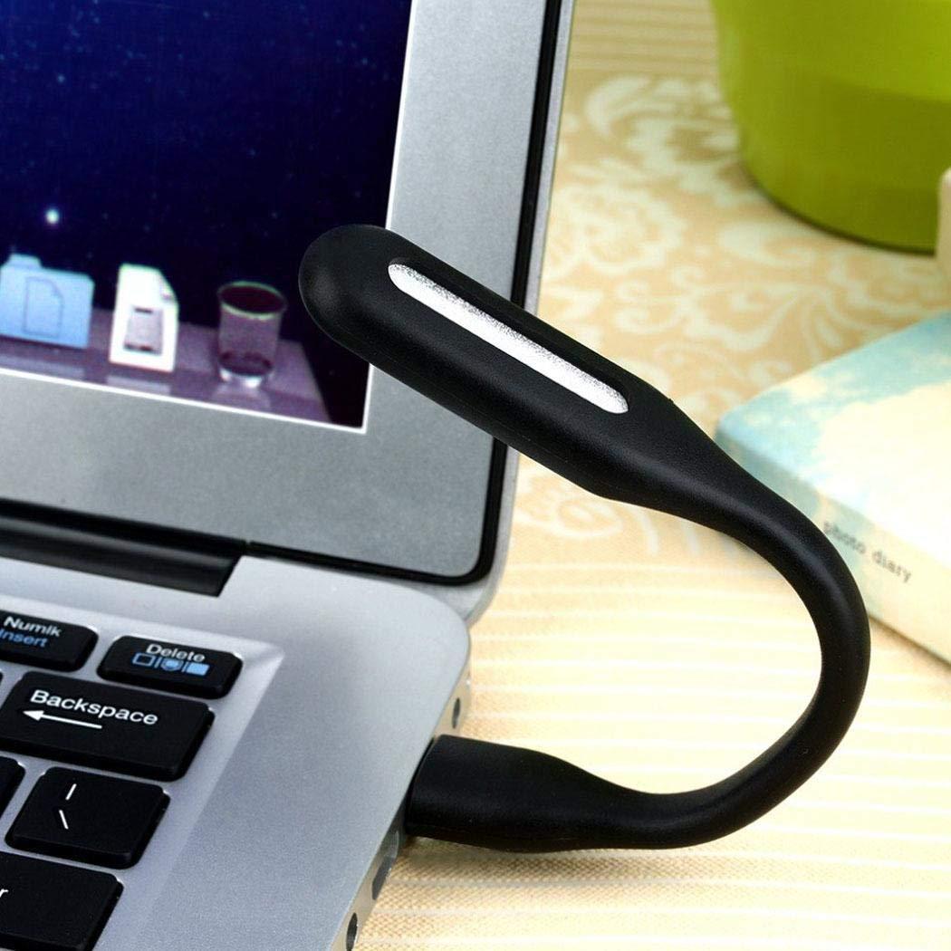 Ankidz Mini Adjustable Flexible USB LED Light Powerbank Reading Light Lamp Book Lights
