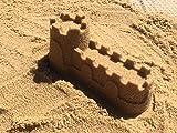 Jurassic Sands Golden Cambrian Beach Sand Play Sand - 25 Pound Sandbox Sand
