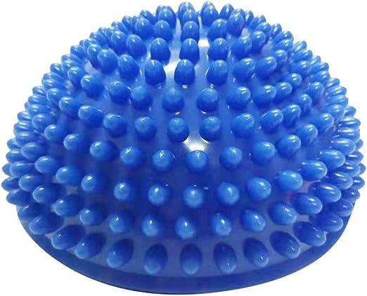 Spiky Massage Roller Ball Lightweight Yoga Ball Stimulating Massage Random Color