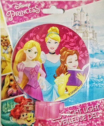 Disney Princess Led Night Light