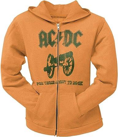 Back in Black Album Artwork Sudadera AC//DC