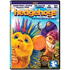 Lionsgate's Animated Family Film HEDGEHOGS Coming to Digital and DVD February 13th