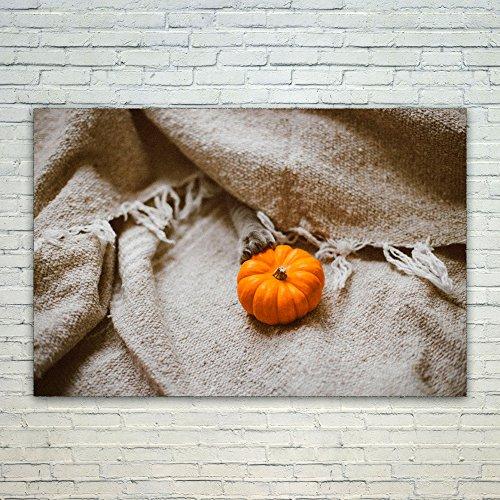 Westlake Art Pumpkin Squash - 12x18 Poster Print Wall Art - Modern Picture Photography Home Decor Office Birthday Gift - Unframed 12x18 Inch -