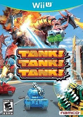 Tank Tank Tank by Namco