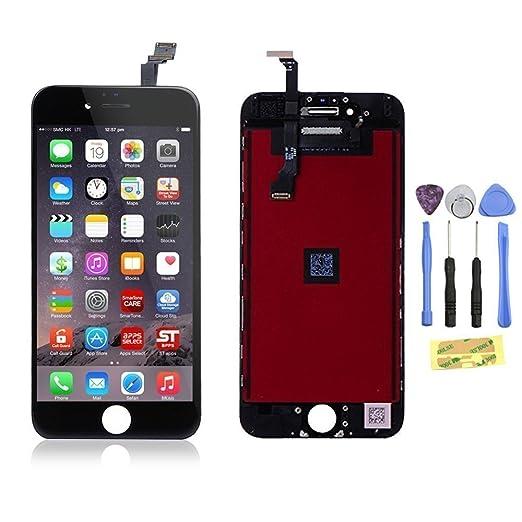 92 opinioni per upHere Per iPhone 6 plus Touch Screen Vetro Schermo + LCD Display Assemblato